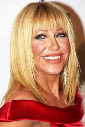 Suzanne Somers Has Sex Every day!