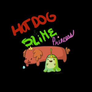 Hot Dog And Slime Princess