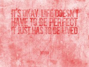 Dexter Morgan Quotes Tumblr
