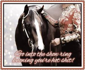 horse show quote