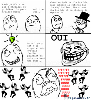 Ics Faces Troll Rage Face