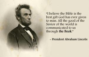 Abraham Lincoln, 16th American President (Term: 1861-1865)