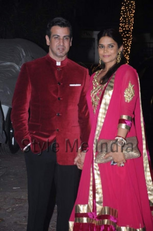Ronit Roy First Wife