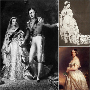 Queen Victoria and Prince Albert's wedding – other Royal weddings ...