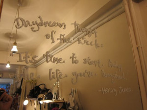 Daydreamer Quotes