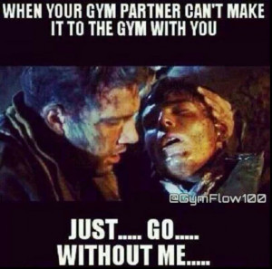 Gym humor @?? ?? Sepeda sorry I can't make it in the morning :/
