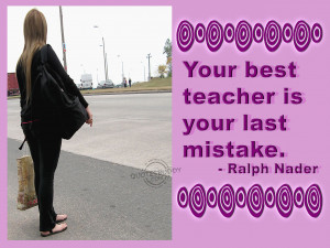 Mistake Quotes Graphics...