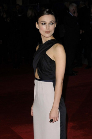 Keira Knightley Attends The