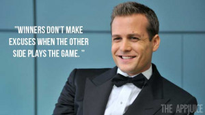 Harvey Specter Quote Wallpaper Harvey specter, suits, suits