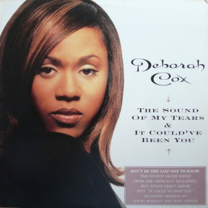 Deborah Cox The Sound Tears