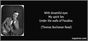 More Thomas Buchanan Read Quotes
