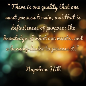 ... Hill #quotes #qotd #qod #motivation #inspiration #napoleonhill