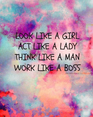 boss chick quotes instagram
