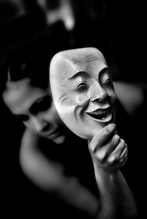 ... mask creates curiosity to find secretes so lets face behind the mask