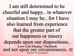 Determined Quotes I am still determined to be