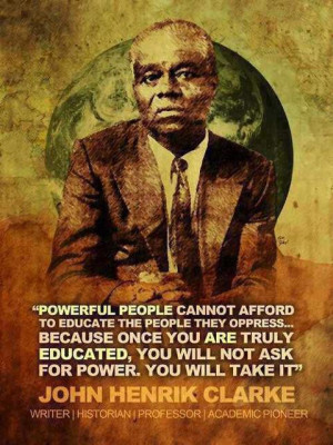 Powerful People Cannot Afford to Educate The People They Offress ...