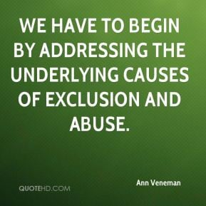 Exclusion Quotes