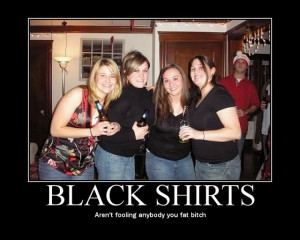 Funny Fat Black Shirts Graphics, Wallpaper, & Pictures for Funny Fat ...