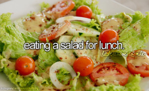 ... reasons to smile, quote, quotes, salad, text, littlereasonsosmile