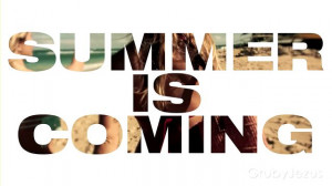 Tumblr summer is coming