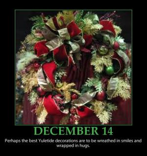 christmas-inspirational-quotes-beautiful-wreath-December 14