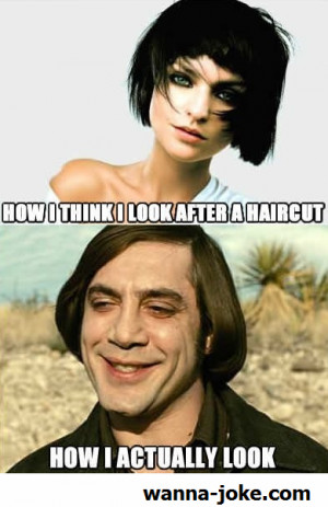 Related Pictures funny quotes hair cut