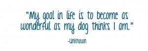 Dog Quote 3