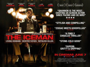 "The Iceman is the story of real-life mob hitman Richard ""The Iceman ..."