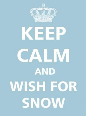 Snow quotes, best, meaningful, sayings, wish