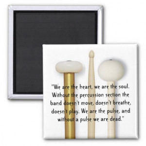 Drum Line Magnets