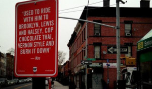 Awesome Rap Quotes Project Pairs Hip Hop Lyrics With The Locations ...