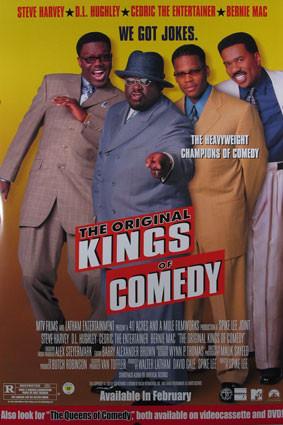 Bernie Mac - The Original Kings of Comedy (Video Release)