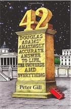 Douglas Adams, Douglas Adams Answer to Life, Meaning of Liff, Adams 42 ...