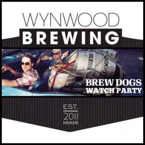 Join us tonight as we host a @brewdogs watch party. The show starts at ...