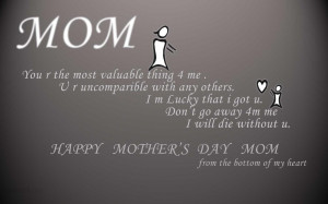 Mother's Day Quotes HD Wallpaper #3119