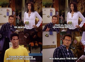and Chandler Friends tv show Funny quotes: Laugh, Friends Tv, Chandler ...