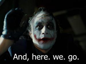 The Joker The Joker