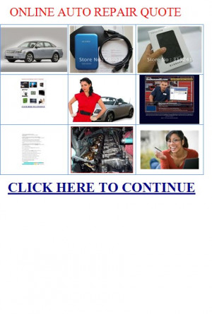 auto repair quote sealand toilet repair online auto repair quote