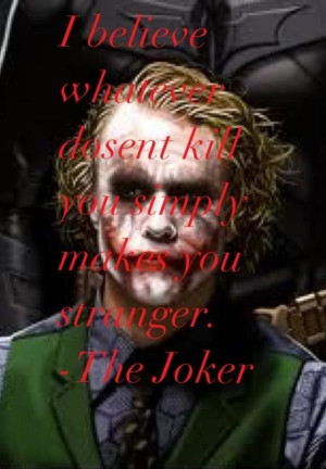 Joker quotes, deep, sayings, best, wise