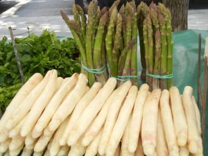 Edgar Quinet Open Air Food Market Paris