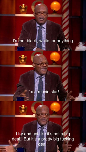 Funny photos funny Samuel L Jackson quote
