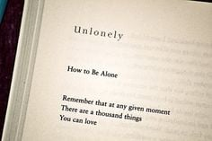 unlonely - the realm of possibility - david levithan Remember, at any ...