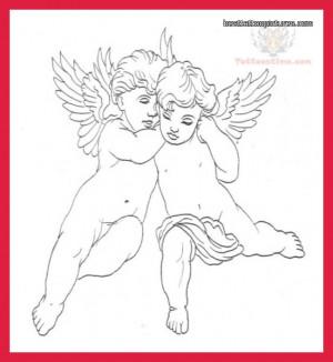 tattoo quotes cupid cherub tattoos 2012 pictures photos pics photos ...