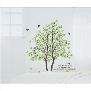 Description Of DIY Large Wall Quote Decor Art Decal Sticker Removable ...