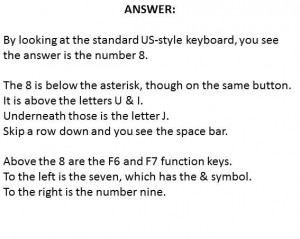 Lateral Thinking Riddles