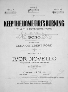 Keep the Home Fires Burning (1914 song)