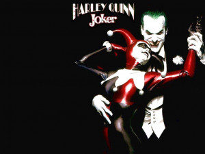 The Joker and Harley Quinn Joker and Harley