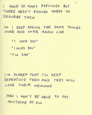 Depressed Quotes About Love Tumblr: This best describes my grief over ...