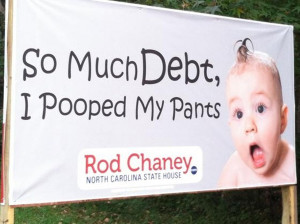 , we're interested. Campaign signs are a staple of every election ...