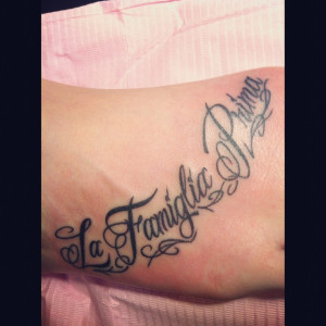 My new tattoo,